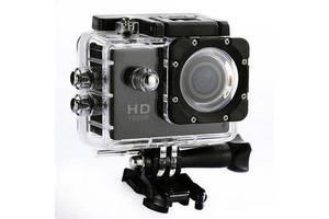 Экшн камера Action Camera D600 с боксом и креплениями В наличии  Код: 007691