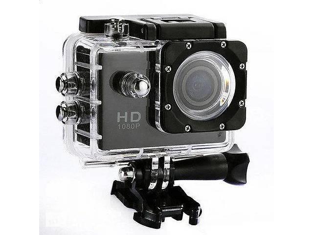 Экшн камера Action Camera D600 с боксом и креплениями В наличии  Код: 007691- объявление о продаже  в Харькове