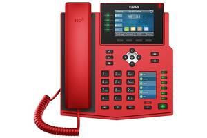 Fanvil X5U-R, sip телефон 16 SIP аккаунтов, USB, PoE (запись телефонных разговоров)