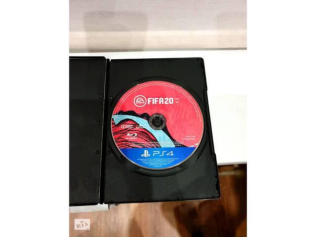 FIFA 2020 диск для Sony Playstation 4 PS4 PRO плэйстэйшэн плейстейшен- объявление о продаже  в Днепре (Днепропетровск)