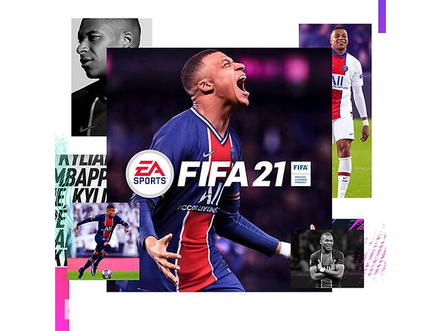FIFA 21 Origin (Region Free) електронний ключ на пошту- объявление о продаже  в Києві