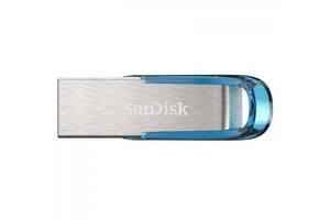 Флешка SANDISK 32GB Ultra Flair Blue USB 3.0 (SDCZ73-032G-G46B)
