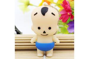 Флешка USB 8Gb ElectroCom Baby Blue (Младенец Синий)