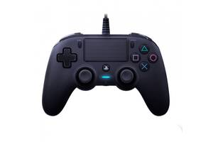 Геймпад Nacon Compact Controller Black PS4