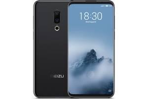 Глобальная версия Meizu 16 6Gb 128 Gb Black. Подарок, Наложка