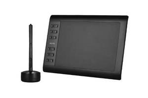 Графический планшет Bosto 1060Plus рабочая область 254x158мм 8192 уровней нажатия пера пассивный стилус (acf_00431)