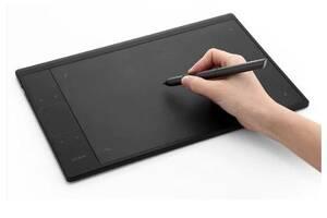 Графический планшет Veikk A30 рабочая область 254x152мм 8192 уровней нажатия пера пассивный стилус (acf_00430)