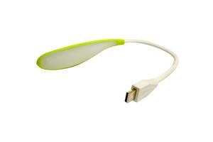 Гибкая лампа USB Лайм