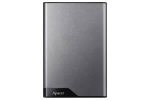 HDD накопитель Apacer AC632 1TB (AP1TBAC632A-1) USB 3.1 Gray (6376242)