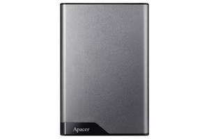 HDD накопитель Apacer AC632 2TB (AP2TBAC632A-1) USB 3.1 Gray (6377173)