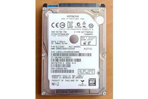 """Hitachi 750gb 5400 8Mb 2,5"""""""