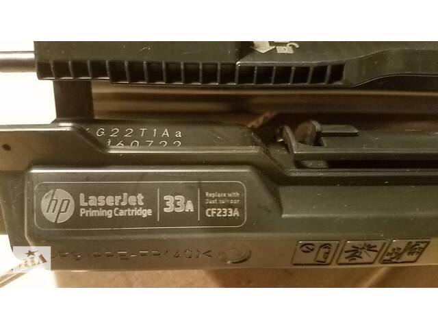 продам HP 33A Cf233a первопроходец бу в Киеве