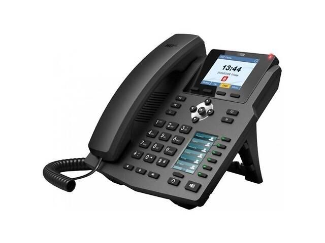 продам IP телефон Fanvil X4SG бу в Киеве