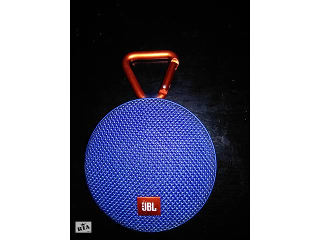 купить бу JBL Clip 2 Blue в Чернигове