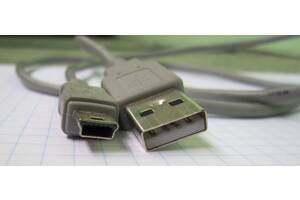 Кабель для гаджетів USB-miniUSB