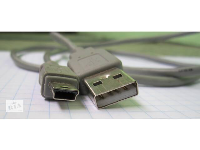 бу Кабель для гаджетів USB-miniUSB в Черкасах