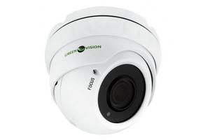 Камера видеонаблюдения GreenVision GV-101-IP-E-DOS50V-30 POE (11022)