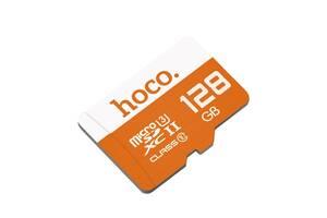 Карта пам'яті MicroSD Hoco 128GB Class 10 Original