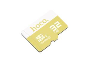 Карта пам'яті MicroSD Hoco 32GB Class 10 Original