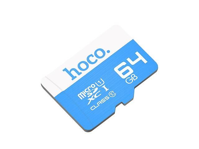 Карта памяти MicroSD Hoco 64GB Class 10 Original- объявление о продаже  в Самборе