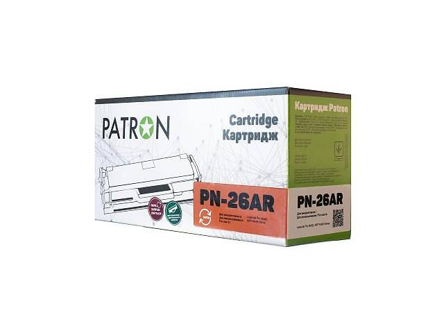 Картридж PATRON HP LJ CF226A Extra (PN-26AR)- объявление о продаже  в Харькове
