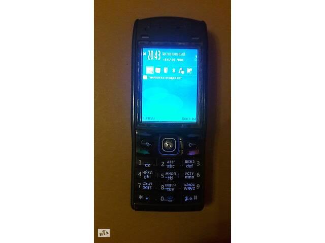 купить бу  Кнопочный телефон Nokia E-50 оригинал в Киеве