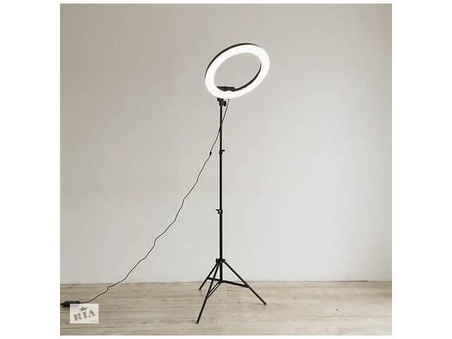 купить бу Кольцевая Лампа RGB Со штативом в Харькове