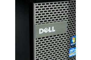 Комп'ютер Dell Optiplex 7010 SFF (Core i5-3470 3.2 ГГц, 4 ГБ DDR3, 250 HDD, Windows 7) + Мишка і клавіатура