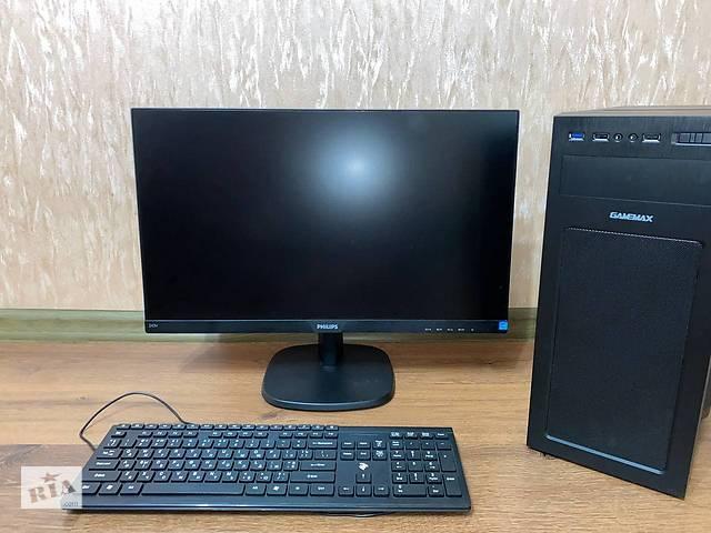 продам Компьютер + монитор бу в Кривом Роге