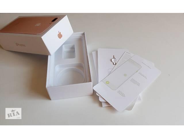 Коробка Apple iPhone 7 Plus Rose Gold- объявление о продаже  в Харькове