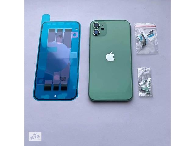 Корпус Apple iPhone 11 Green- объявление о продаже  в Харкові