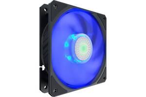 Корпусний вентилятор Cooler Master SickleFlow 120 Blue LED, 120мм, 650-1800об/хв, Single pack w/o HUB (MFX-B2DN-18NPB-R1