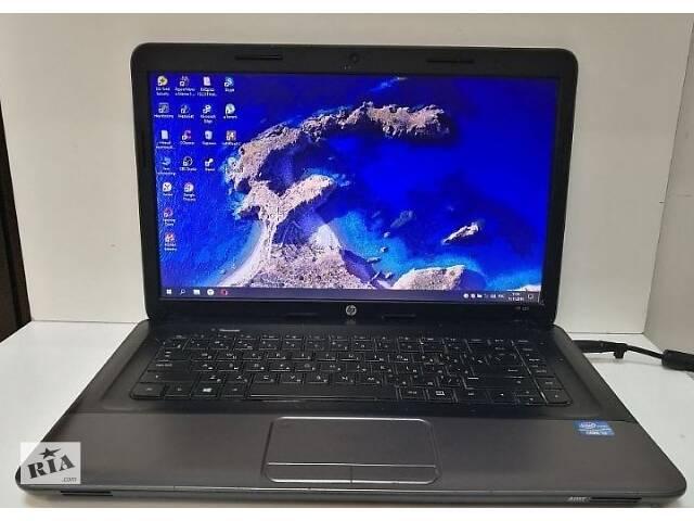 продам Красивый ноутбук HP 650 (тянет танки). бу в Киеве