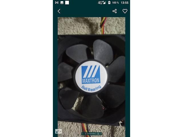 Кулер охлаждения на ПК 2шт-разные.- объявление о продаже  в Сумах