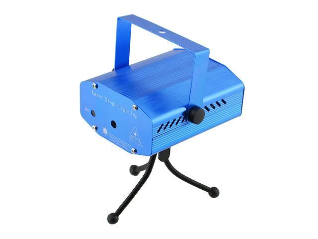 бу Лазерний проектор Mini Laser Stage Lighting точки в Харкові