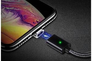 Магнитный кабель для смартфона или планшета. Зарядка и передача данных.