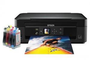Мфу Epson SX430, Wi-Fi, новый, СНПЧ
