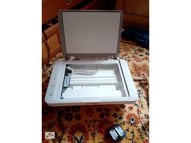 продам  МФУ Многофункциональное устройство принтер и сканер бу в Чернигове