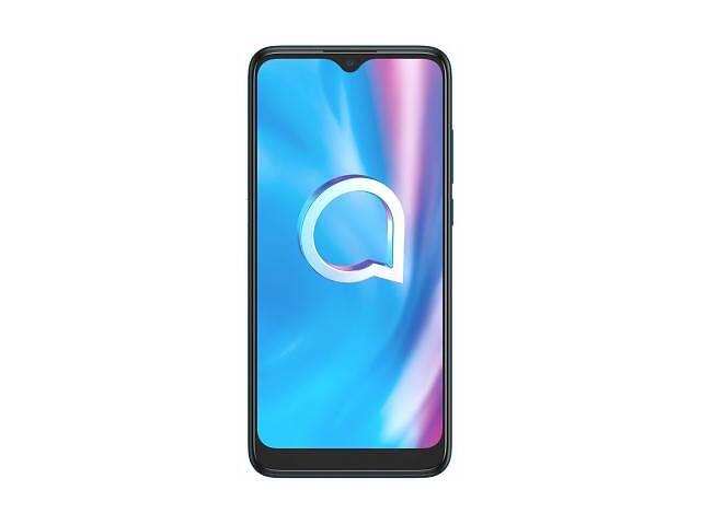 купить бу Мобильный телефон Alcatel 1SE 4/128GB Agate Green (5030E-2BALUA2) в Харькове