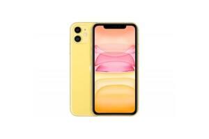 Мобильный телефон Apple iPhone 11 128Gb Yellow (MWM42FS/A/MWM42RM/A)