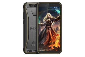 Мобильный телефон Blackview BV5500 2/16GB Yellow (6931548305675)