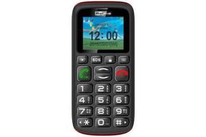 Мобильный телефон Maxcom MM428 Black (5908235973630)