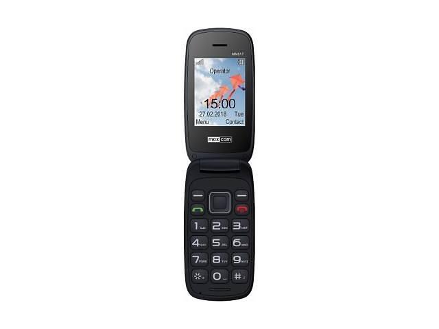Мобильный телефон Maxcom MM817 Red- объявление о продаже  в Харькове