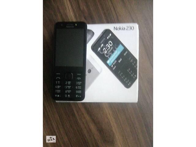 купить бу Мобильный телефон Nokia 230 Dual Sim  в Украине