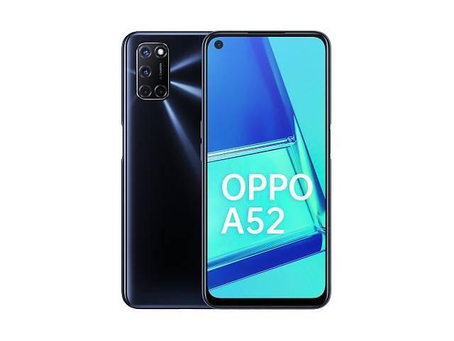 бу Мобильный телефон Oppo A52 4/64GB Twilight Black (OFCPH2069_BLACK) в Харькове