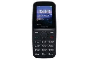 Мобильный телефон PHILIPS Xenium E109 Black
