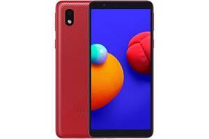 Мобильный телефон Samsung SM-A013FZ (A01 Core 1/16Gb) Red (SM-A013FZRDSEK)