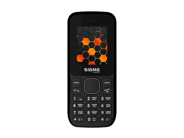 продам Мобильный телефон Sigma mobile X-style 17 Update Dual Sim Black (4827798854518); 1.77 (160х128) TN / клавиатурный мон... бу в Харкові