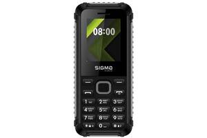 Мобильный телефон Sigma mobile X-style 18 Track Dual Sim Black/Grey