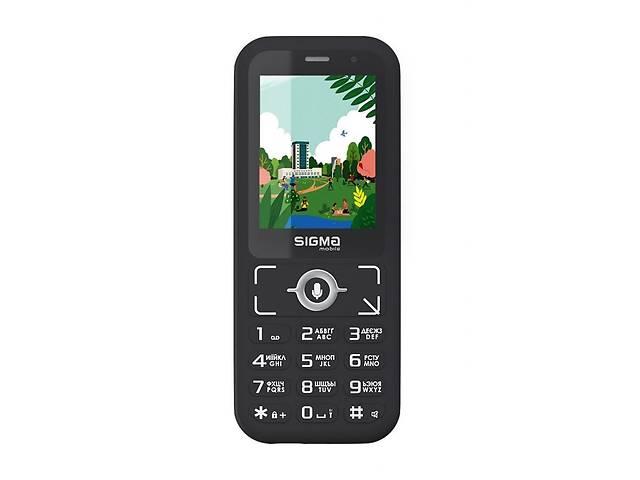 Мобильный телефон Sigma mobile X-Style S3500 sKai Black- объявление о продаже  в Києві